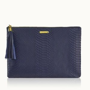 GiGi New York All In One Clutch - Navy